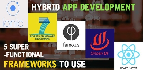 5 Best Frameworks to Employ for Successful Mobile App Development | iphone apps development melbourne | Scoop.it