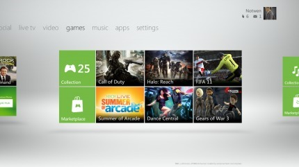 Hands on with Microsoft's slick speech-powered Xbox 360, Windows Phone 7 (video) | VentureBeat | Technology and Gadgets | Scoop.it