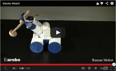 Barobo launches 3D printed robot kit (w/video) | 21st Century Innovative Technologies and Developments as also discoveries, curiosity ( insolite)... | Scoop.it