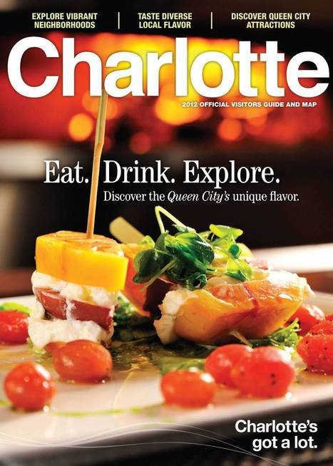 Charlotte NC Official Visitors Guide and Map | Charlotte NC Real Estate | Scoop.it