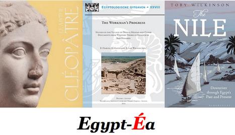 Trois nouveaux ouvrages sur l'Égypte et l'égyptologie | Égypt-actus | Scoop.it