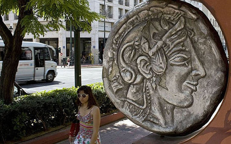 Greece draws up drachma plans, prepares to miss IMF payment | Peer2Politics | Scoop.it