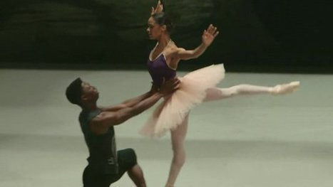 Black ballerina Misty Copeland takes the lead in Swan Lake | Share Some Love Today | Scoop.it
