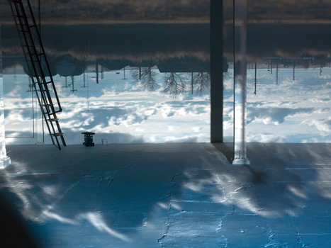 Zoe Leonard's camera obscura turns Marfa inside out - Texas Observer | Arte entre el pasado y el presente | Scoop.it