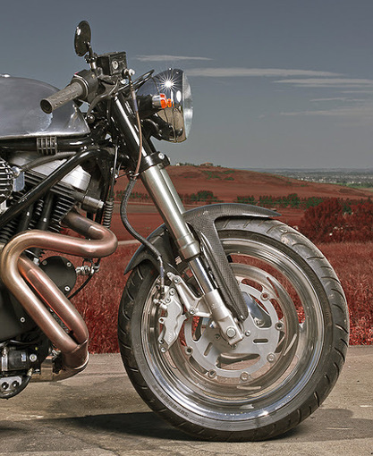 Inazuma café racer: Noruell | Cafe Racers | Scoop.it