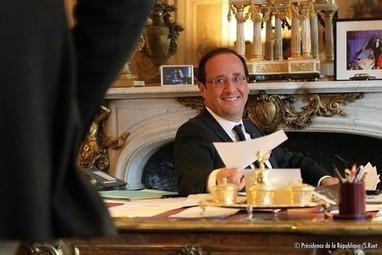 François Hollande à la cool sur Tumblr | Les médias face à leur destin | Scoop.it