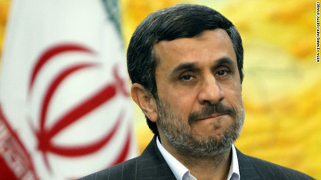 Zakaria: Ahmadinejad is weak and getting weaker – Global Public Square - CNN.com Blogs | Comparative Government and Politics | Scoop.it