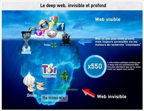 Le deep web, bientôt dernier espace de liberté sur internet ? - L'Obs | Seniors | Scoop.it