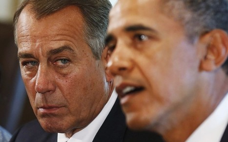 Syria crisis: Republican leader John Boehner backs Barack Obama over attack plan - Telegraph | King of Penguins | Scoop.it