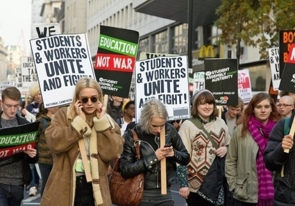 The Rising American Student Movement Is Part of a Battle for the Soul of Higher Education | AcademicTraining | Scoop.it