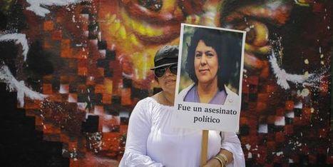 Le meurtre d'une écologiste au Honduras suscite l'indignation internationale | Des infos sur notre planète : ecologie , biodiversité | Scoop.it