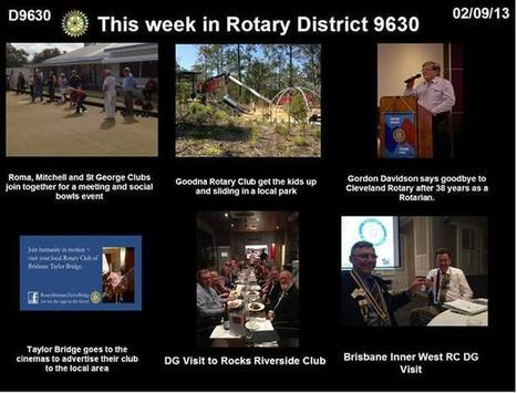 This week in Rotary District 9630 | The Greater Springfield Gazette | Scoop.it
