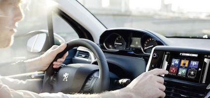 Automobile : vers des véhicules connectés et, à terme, autonomes | Cartographie XY | Scoop.it
