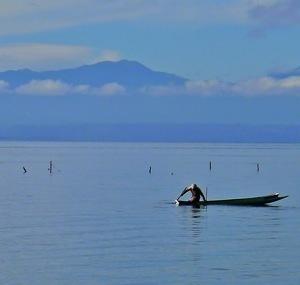 Photo Duel: Laguna de Bay and Lanao Lake | Philippine Travel | Scoop.it