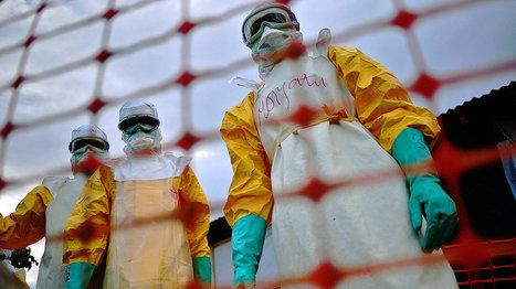 """""""Ebola se propage dans une ville d'1,3 million d'habitants : Monrovia"""", s'alarme MSF   pachou39   Scoop.it"""
