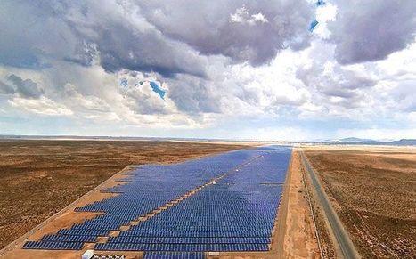 Petit à petit, le solaire photovoltaïque fait son chemin | Renewables Energy | Scoop.it