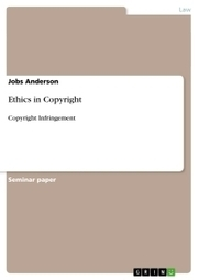GRIN - Ethics in Copyright   integrating english teaching   Scoop.it