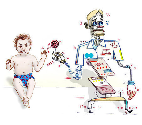 The Future of Moral Machines | Tracking the Future | Scoop.it
