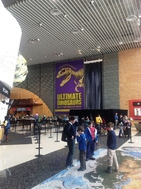 Customer Service Skills Brings Life to Ultimate Dinosaur Exhibit at Science Museum of Minnesota | continuing education | Scoop.it