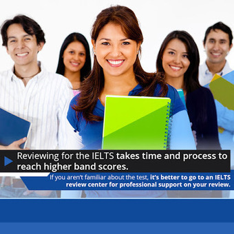 Ways to Get Through Your IELTS Review | IELTS Writing Test Tips and Training | Scoop.it