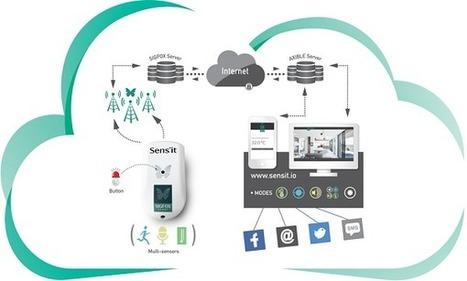 Le réseau Sigfox est bidirectionnel. Voici la preuve d'une voie retour ! | SIGFOX (FR) | Scoop.it