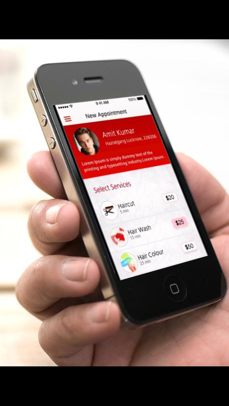BARBER LINK APP | a client & barber app for booking & more | Barberlink | Scoop.it
