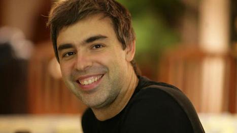 Google 2.0, el proyecto de Larry Page para el desarrollo de ideas a largo plazo | About marketing concepts | Scoop.it