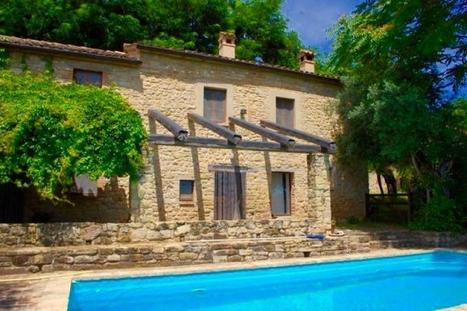 Best Le Marche Properties For Sale: Farmhouse with pool in Penna San Giovanni, Macerata, Italy | Le Marche Properties and Accommodation | Scoop.it