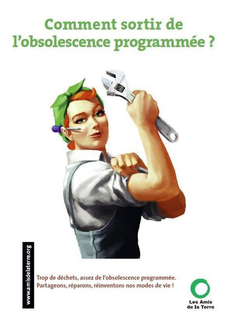 Parution d'un guide pour sortir de l'obsolescence programmée   ECONOMIE CIRCULAIRE EN AQUITAINE   Scoop.it