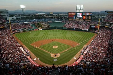 Opening Day at Angel's Stadium is Here! | Travel & Hospitality | Scoop.it