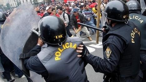 [Pérou] Manifestation contre une réforme des universités | Higher Education and academic research | Scoop.it