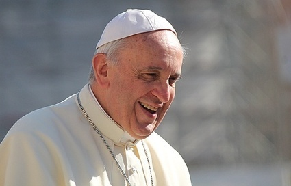 Pope: Christmas reveals God's 'immense love'   RS   Scoop.it