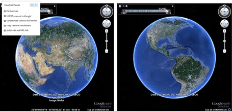 anotherearth - compare two maps | Everything from Social Media to F1 to Photography to Anything Interesting. | Scoop.it
