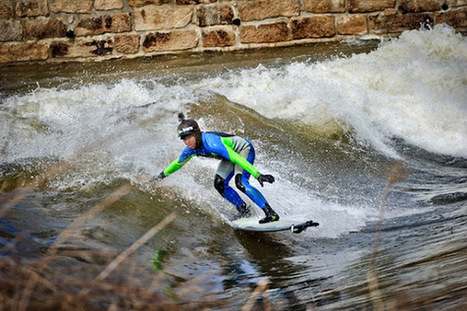 Polish surfers discover the Bobr River wave - SurferToday.com - SurferToday | surf | Scoop.it