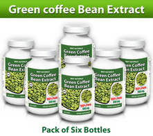 Best Naturals, 100 % Pure Green Coffee Bean Extract, 800 mg per serving, 120  Vcaps ( pack of 6 ) | Best Natural Vitamins Supplement | Scoop.it