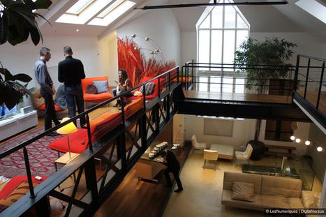 Delta Dore met en scène une maison connectée qui obéit au doigt | IMMOBILIER 2015 | Scoop.it
