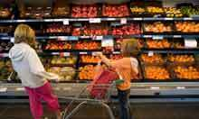 Merit Goods: Food industry and supermarkets back healthy eating drive | Royal Russell Economics Unit 1 Market Failure - negative externalities - obesity | Scoop.it