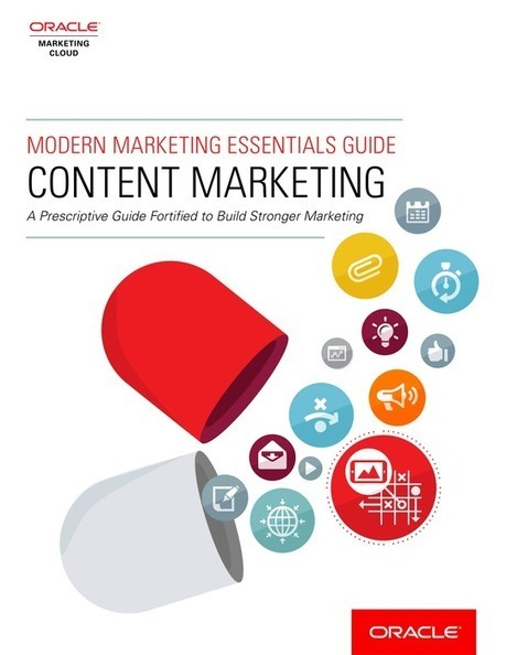 Tips for Driving Engagement with 'Snackable' Content Marketing [infographic] | Oracle Marketing Cloud | IT | Scoop.it