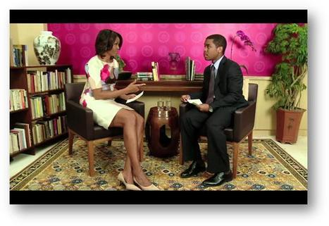 """Exchange for a Day"" with First Lady Michelle Obama 