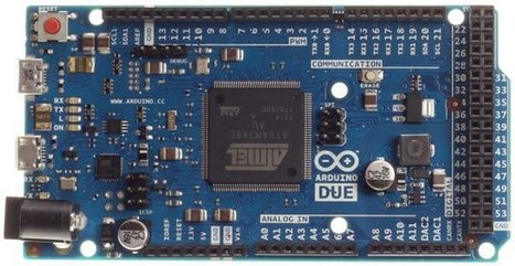 Arduino Due Cortex M3 Board is now Available | Embedded Software | Scoop.it
