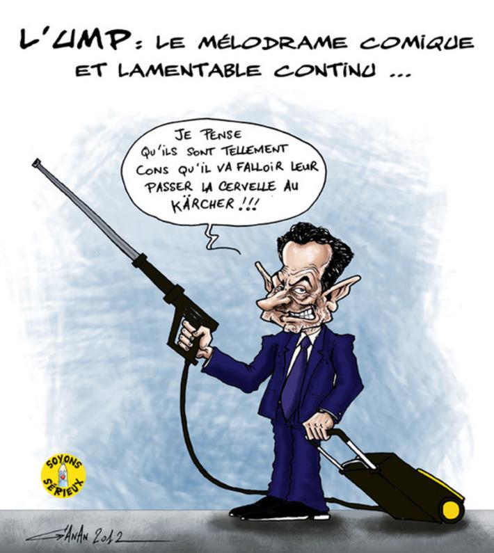 L'ultimatum lancé à François Fillon a expiré : Copé clôt les négociations | Baie d'humour | Scoop.it