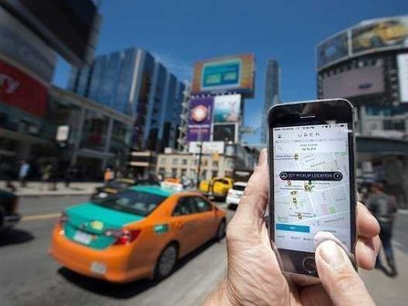 Uber: We're not a taxi service, we're a 'lead generation' app | CulturaDigital | Scoop.it