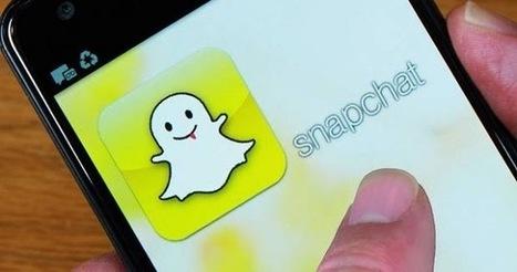 Snapchat passe de 8 à 10 Milliards de vidéos vues par jour en 2 mois ! | Référencement internet | Scoop.it