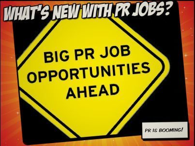 Top PR Recruiters: What PR jobs are hot, where? | The PR Coach | Meirc Training and Consulting | Scoop.it