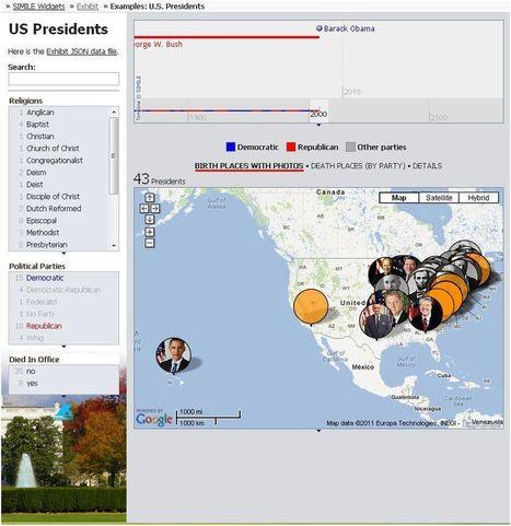 22 outils gratuits pour visualiser et analyser les données (2ème partie) | Veille_Curation_tendances | Scoop.it