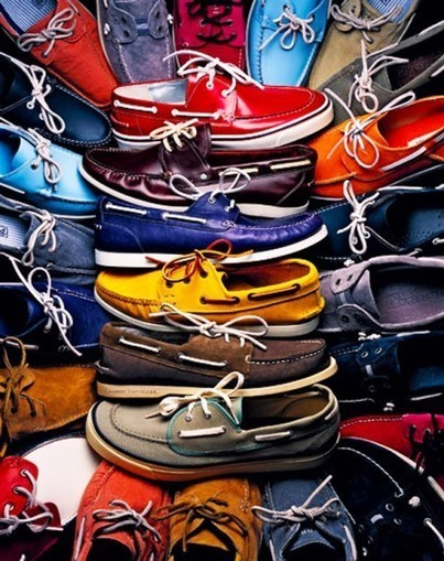 Boat Shoes Explained: History, Style, How to Buy & Care Guide — Gentleman's Gazette | Pontoon Boat Guide | Scoop.it