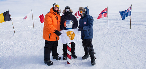 Seabourn launches new excursions to the South Pole | English speaking media | Scoop.it