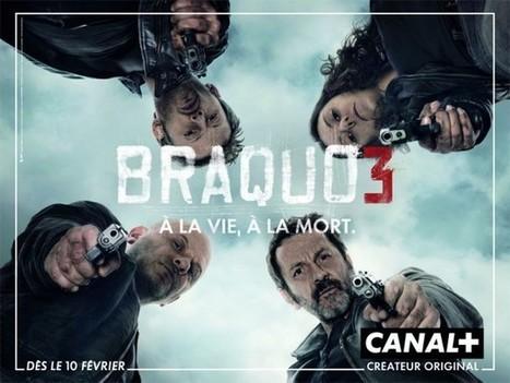 Canal+ va diffuser le premier épisode de Braquo 3 sur YouTube   mySocialTV   Scoop.it