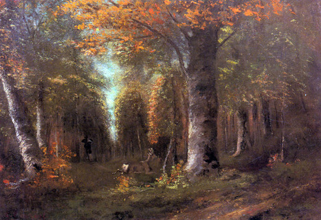 Gustave Courbet(10 iunie 1819 - 31 decembrie 1877), pictor francez | Artiști Veritabili | Scoop.it
