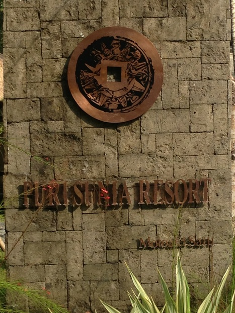 .: Puri Sunia Resort Ubud Bali - A Peacefully Home :.   Emily Approved!   Scoop.it